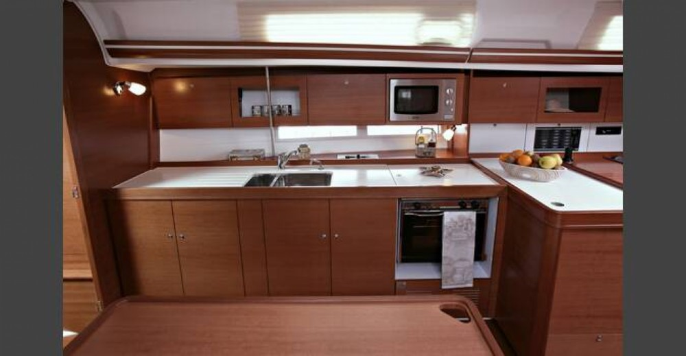 Rent a Dufour 375 Grand Large Leucate