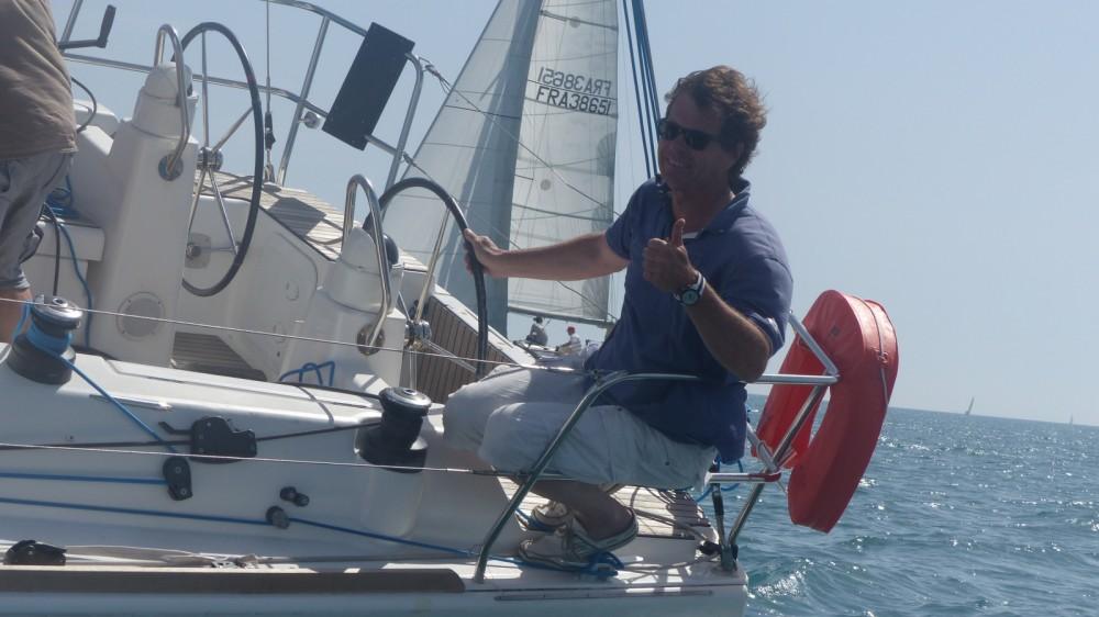 Rental Sailboat in Leucate - Dufour 375 Grand Large
