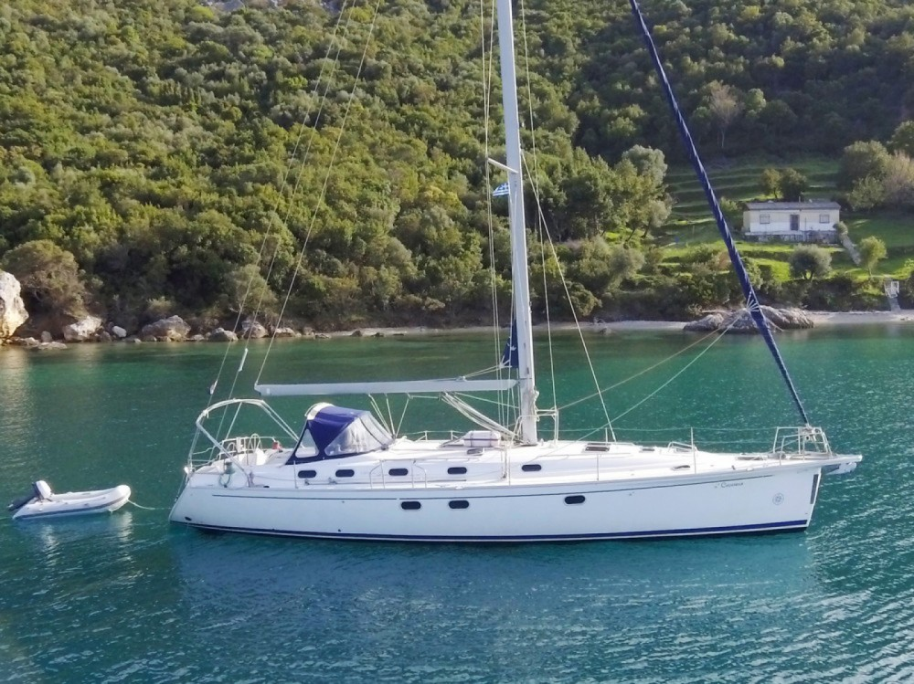 Hire Sailboat with or without skipper Dufour Kalafationes