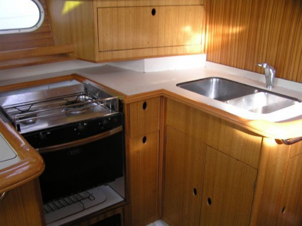 Boat rental Kalafationes cheap Gib Sea 51