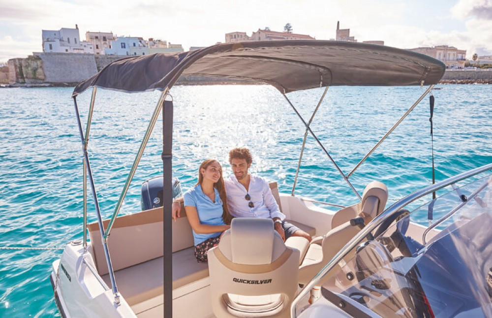 Motorboat for rent Alcalà de Xivert at the best price