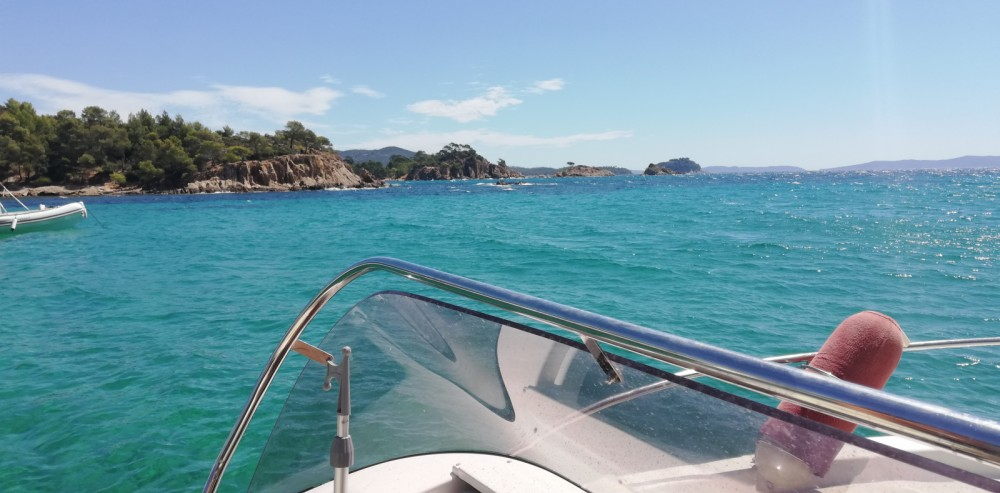 Pacific Craft Pacific craft 570 Diamond Head between personal and professional Hyères