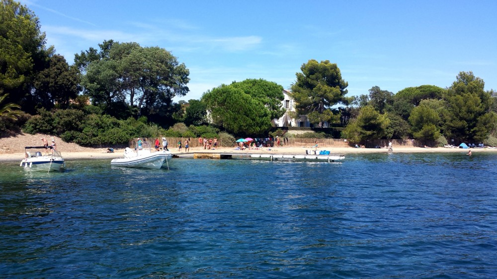 Rental Motor boat in Hyères - Pacific Craft Pacific craft 570 Diamond Head