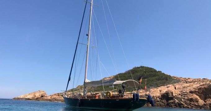 Rent a Tradition Marine TM 52 Palma de Mallorca