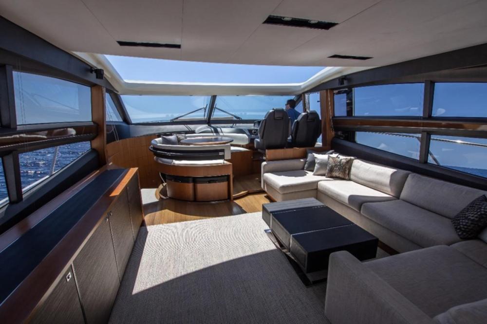 Boat rental Princess Princess 22 M in Ibiza on Samboat