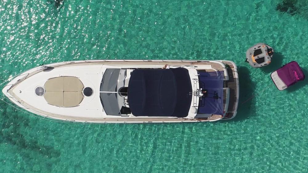 Rental yacht Maó - Fairline Targa 52 on SamBoat