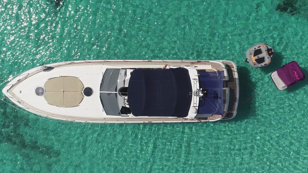 Yacht for rent Formentera at the best price