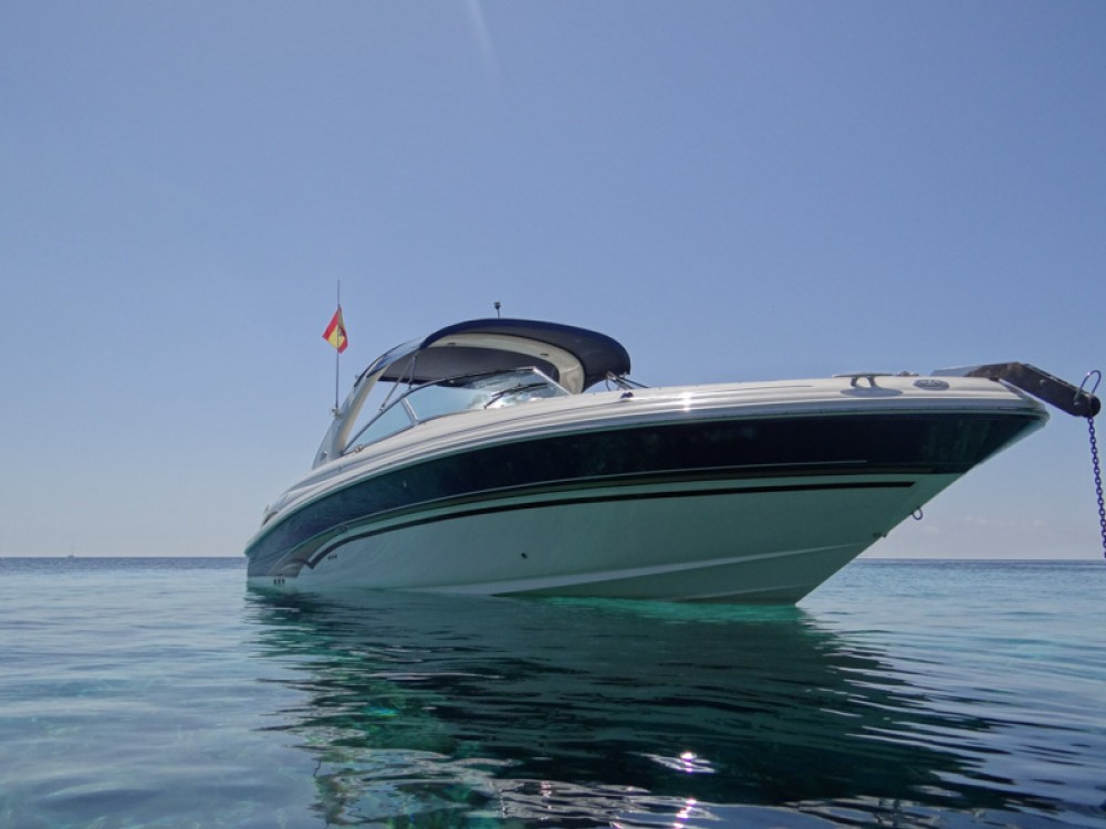 Hire Motor boat with or without skipper Sea Ray Alicante