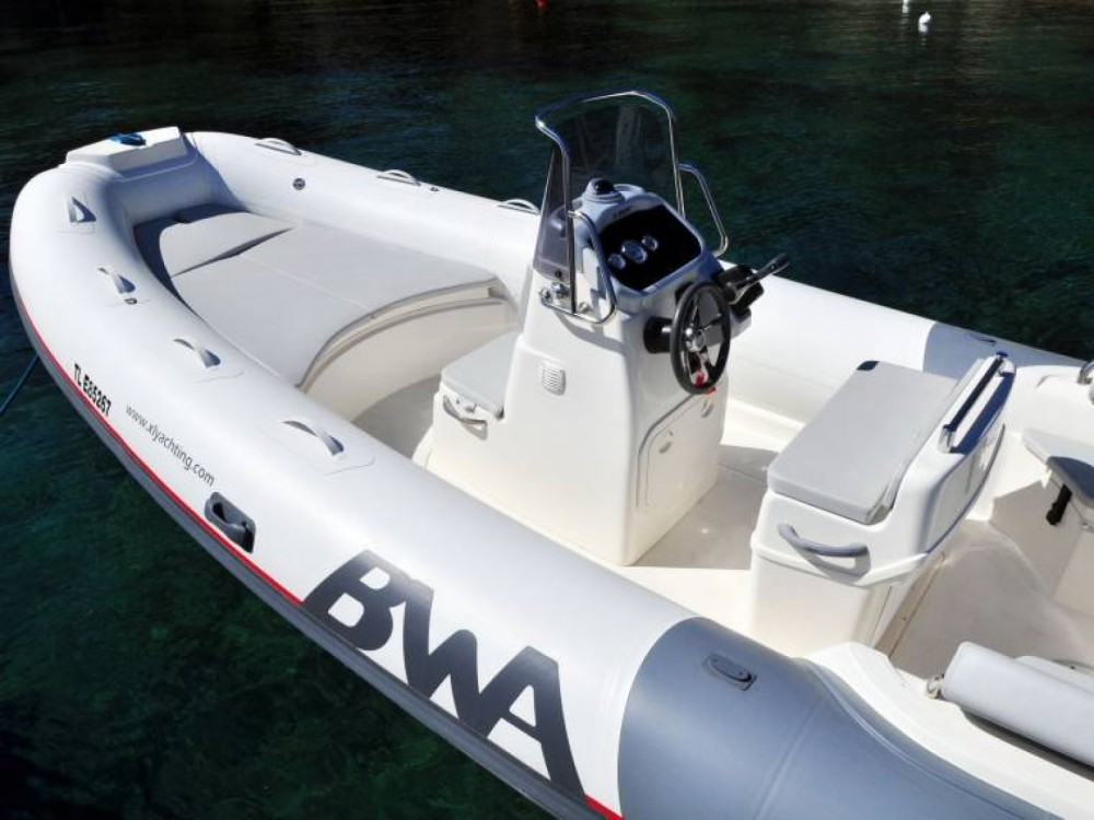 Rental yacht Porto Rotondo - Bwa Sport 22 on SamBoat