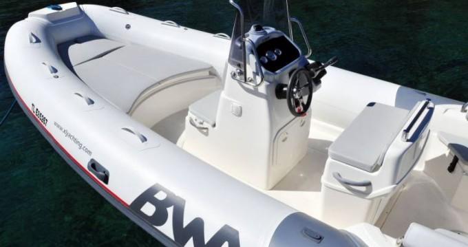 Boat rental Porto Rotondo cheap Sport 22