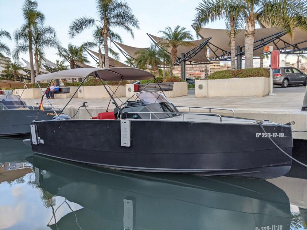 Rental yacht Santa Pola - Nuva Nuva M6 on SamBoat