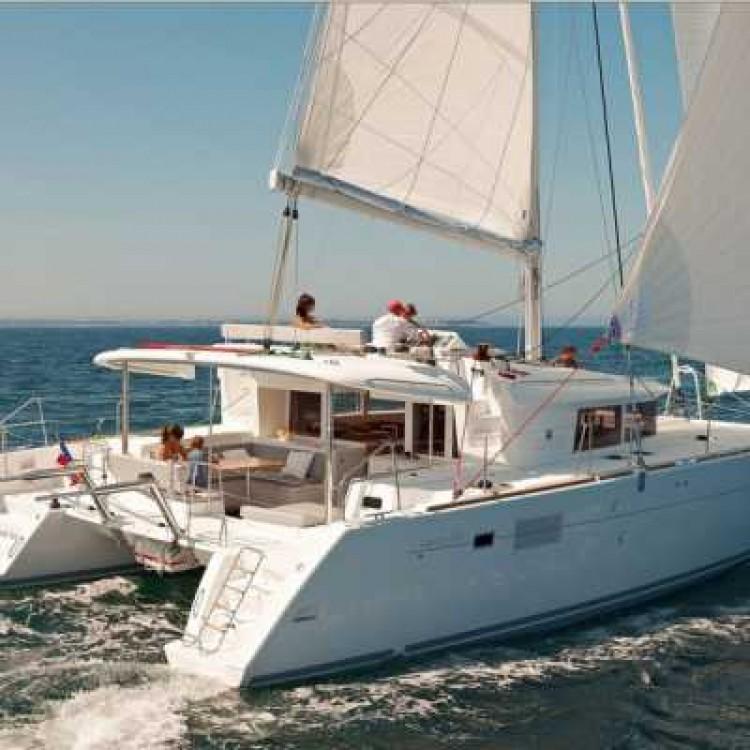 Rental Catamaran in Furnari - Lagoon Lagoon 450 F