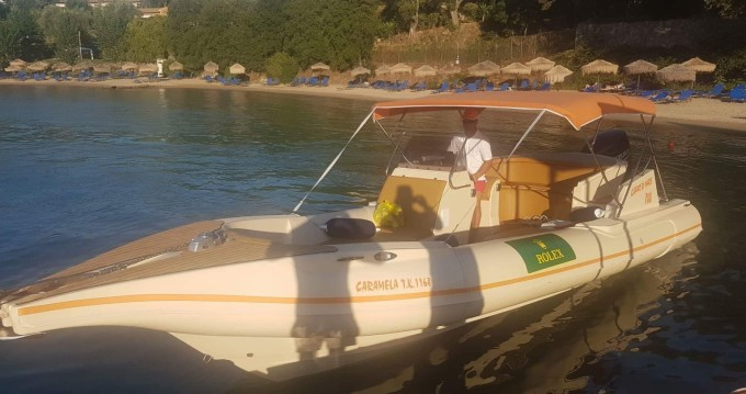 RIB for rent Corfu at the best price
