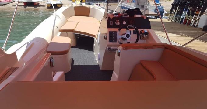 Rental RIB in Corfu - Cappo di Mare Cappo di Mare 800