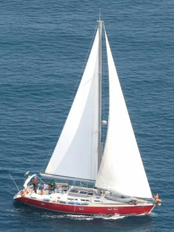 Hire Sailboat with or without skipper Jeanneau Brindisi