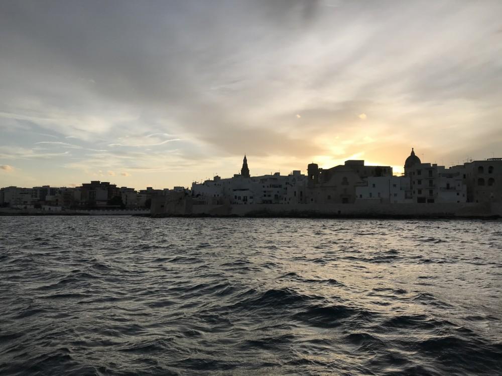 Boat rental Cantiere Navale Monopoli Open 700 in Monopoli on Samboat