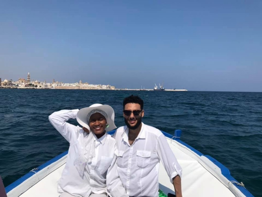 Rental Motorboat Cantiere Navale Monopoli with a permit