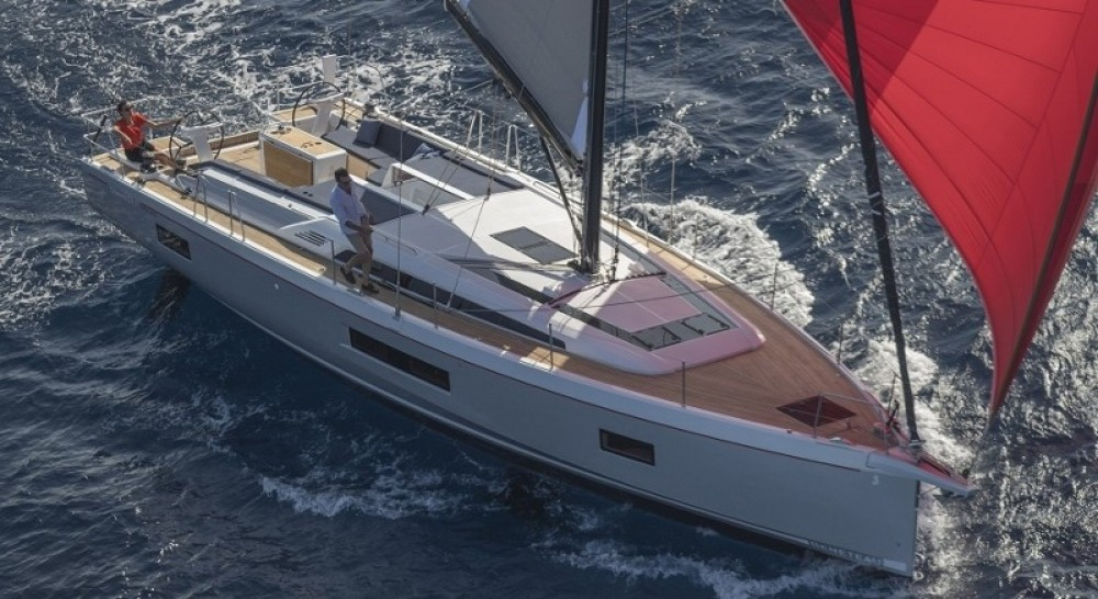 Bénéteau Oceanis 51.1 between personal and professional Greece