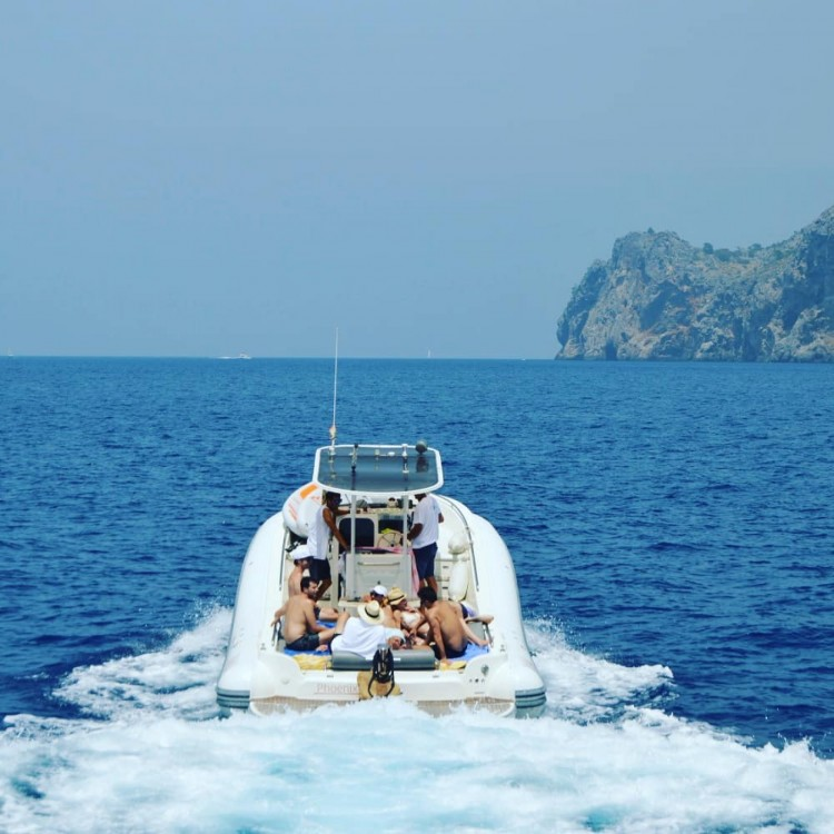 RIB for rent Port de Sóller at the best price