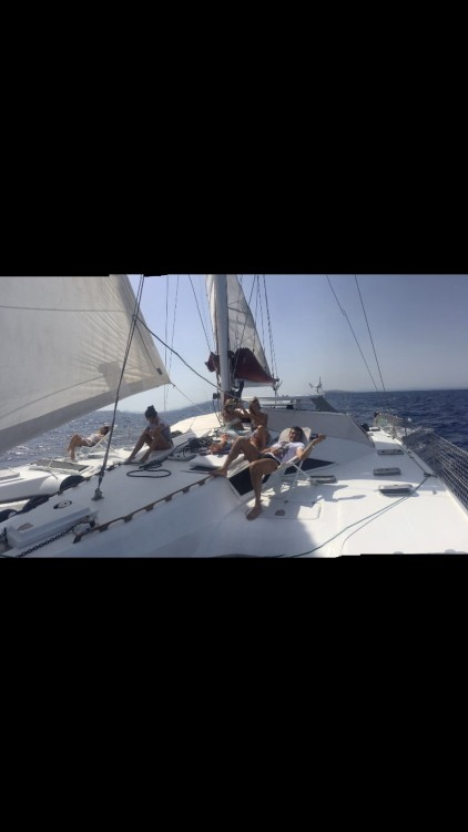 Rental Catamaran in Porto Cervo - Privilege 482