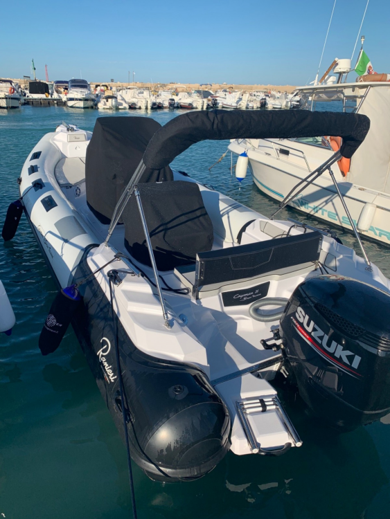 RIB for rent Ancona at the best price