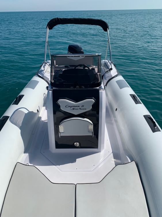 Rental yacht Ancona - Ranieri Cayman 26 Sport Touring on SamBoat