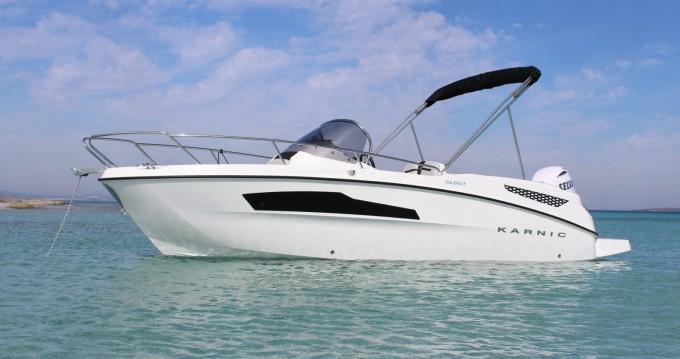 Karnic 601SL between personal and professional Ibiza Island