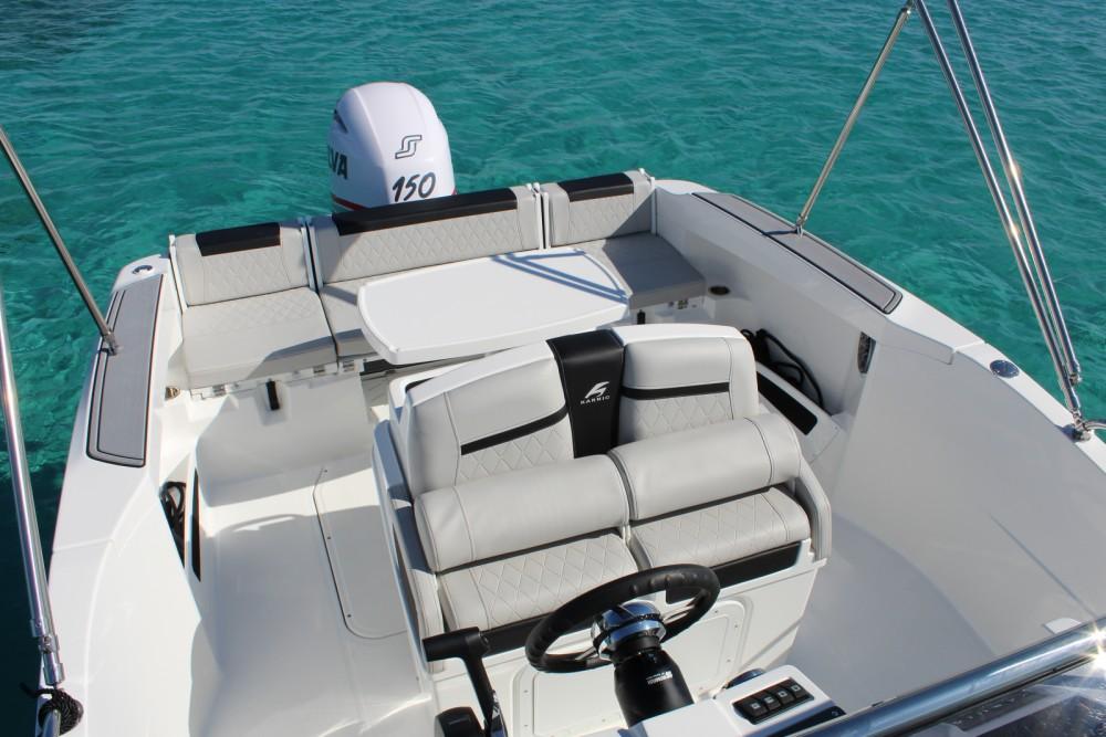 Rental Motor boat in Eivissa - Karnic 601SL