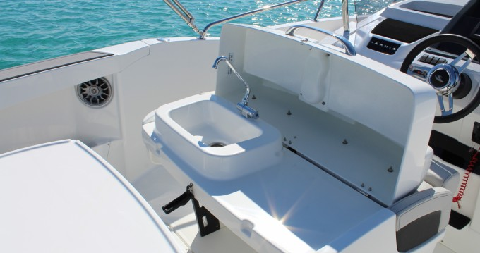 Rental yacht Ibiza Island - Karnic 601SL on SamBoat