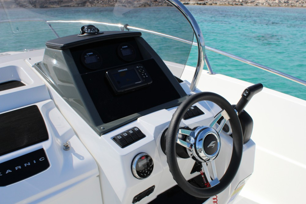 Hire Motor boat with or without skipper Karnic Eivissa