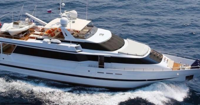 Rental Yacht hessen with a permit