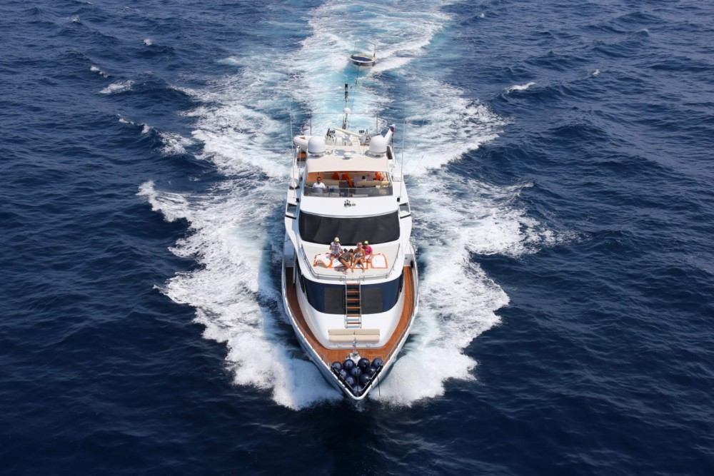 Hire Yacht with or without skipper hessen Barcelona