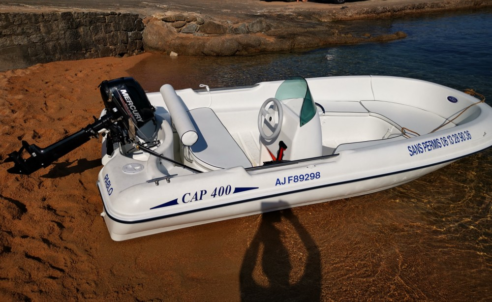Hire Motor boat with or without skipper Rigiflex Grosseto-Prugna