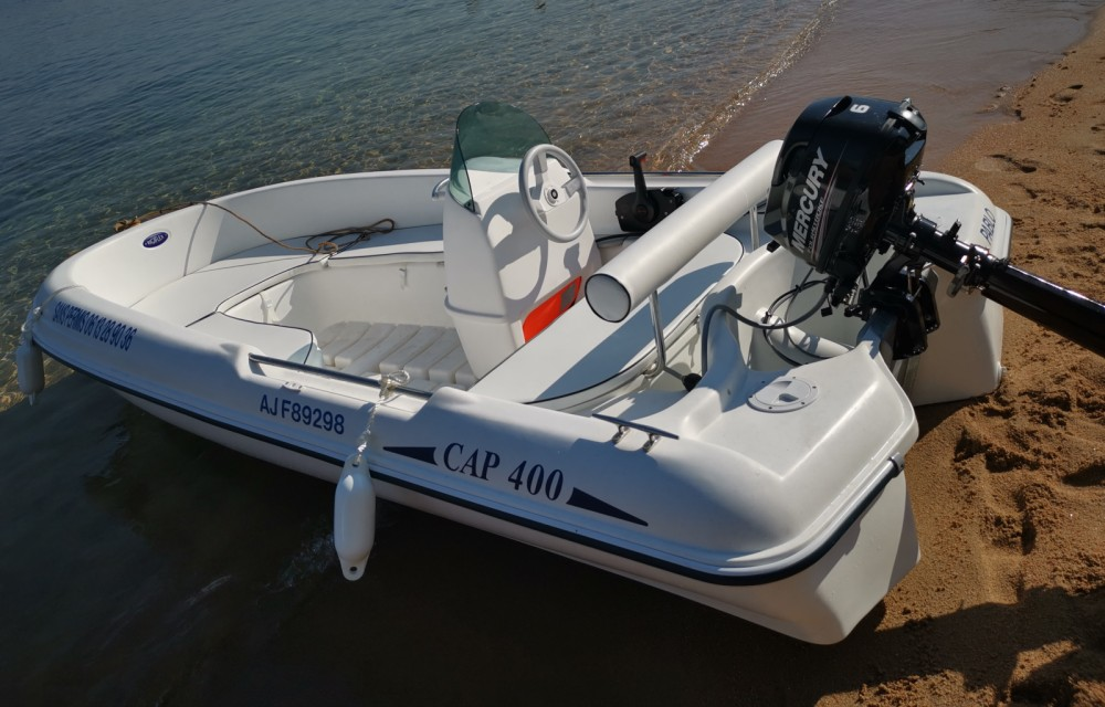 Rental yacht Grosseto-Prugna - Rigiflex 400 on SamBoat