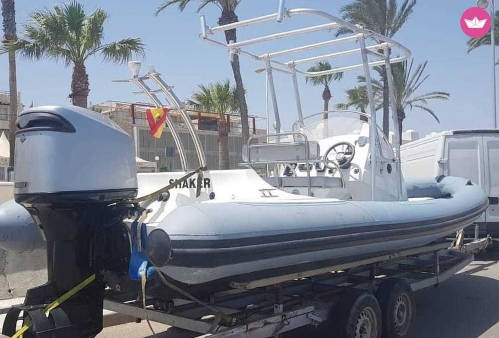 Rent a Patriot 7M Alicante
