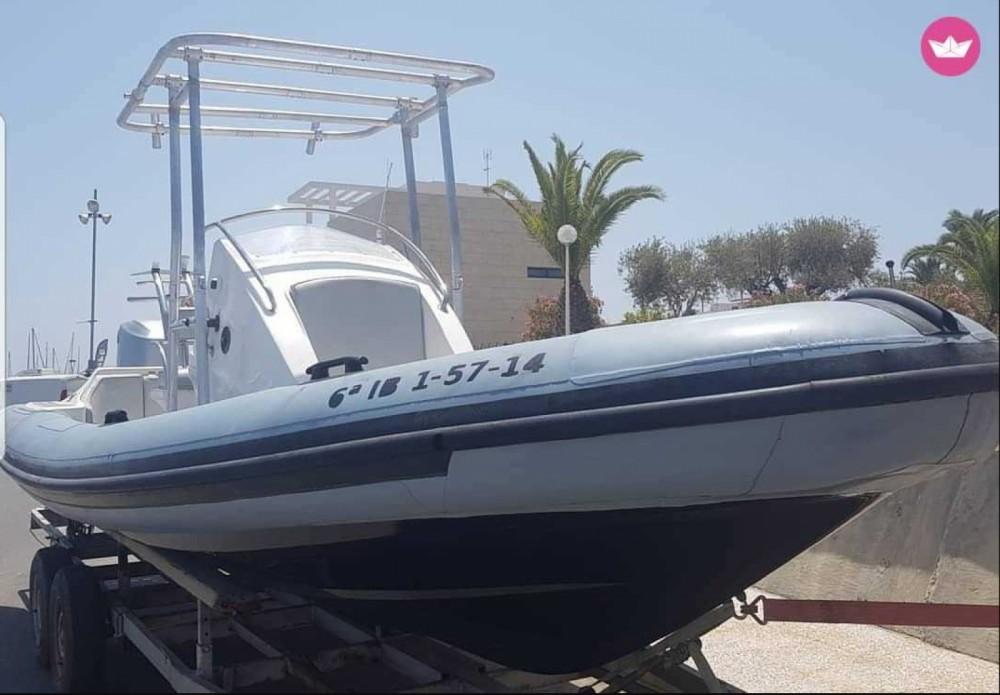 Rental yacht Alicante - Patriot 7M on SamBoat