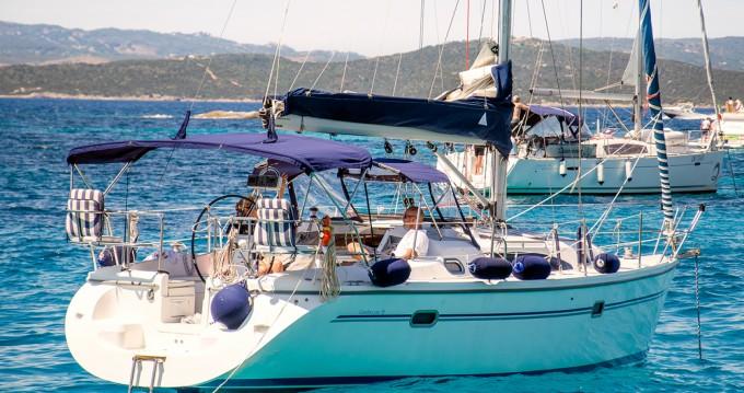 Boat rental Palau cheap 320 mk II