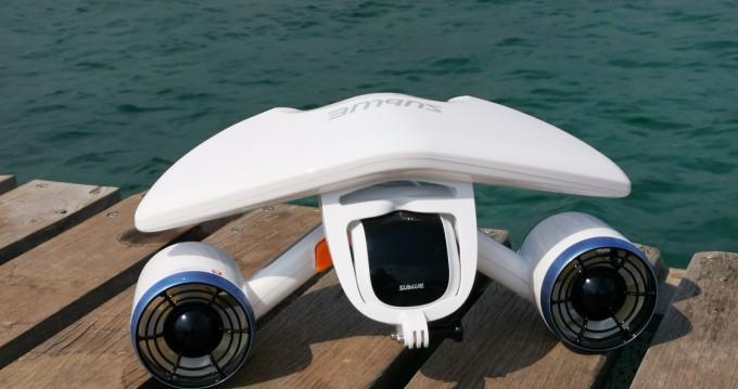 Rental yacht Grosseto-Prugna - Selva 450 on SamBoat