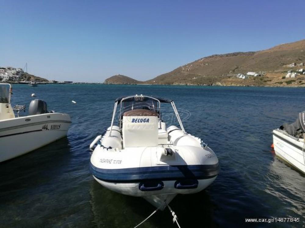 Boat rental Porto Rotondo cheap beluga 470