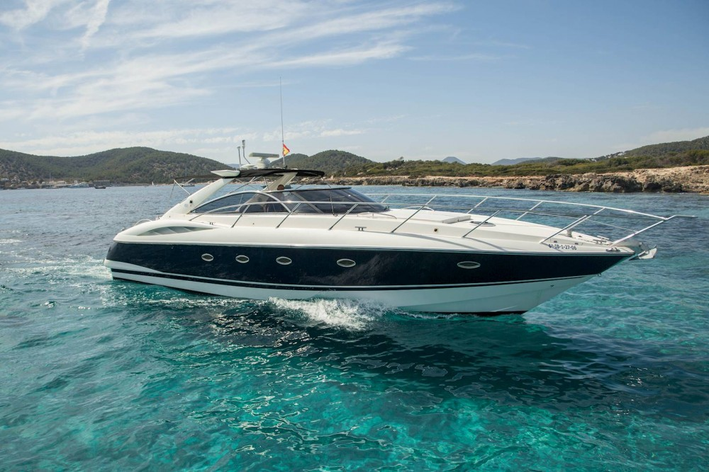 Rent a Sunseeker Camargue 52 Barcelona