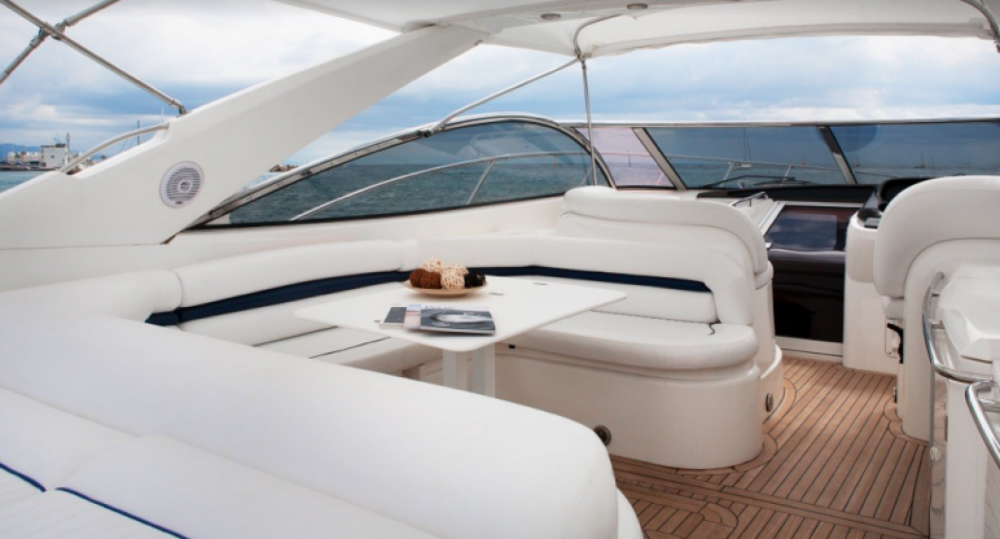 Rental yacht Barcelona - Sunseeker Camargue 52 on SamBoat