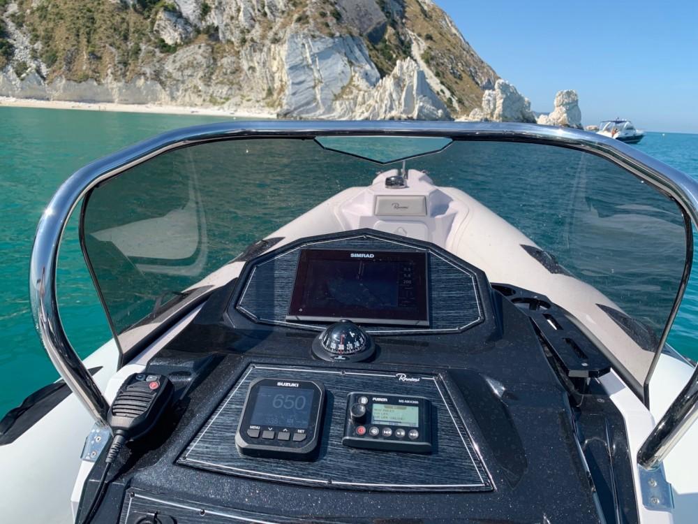 Boat rental Ancona cheap Cayman 26 Sport Touring