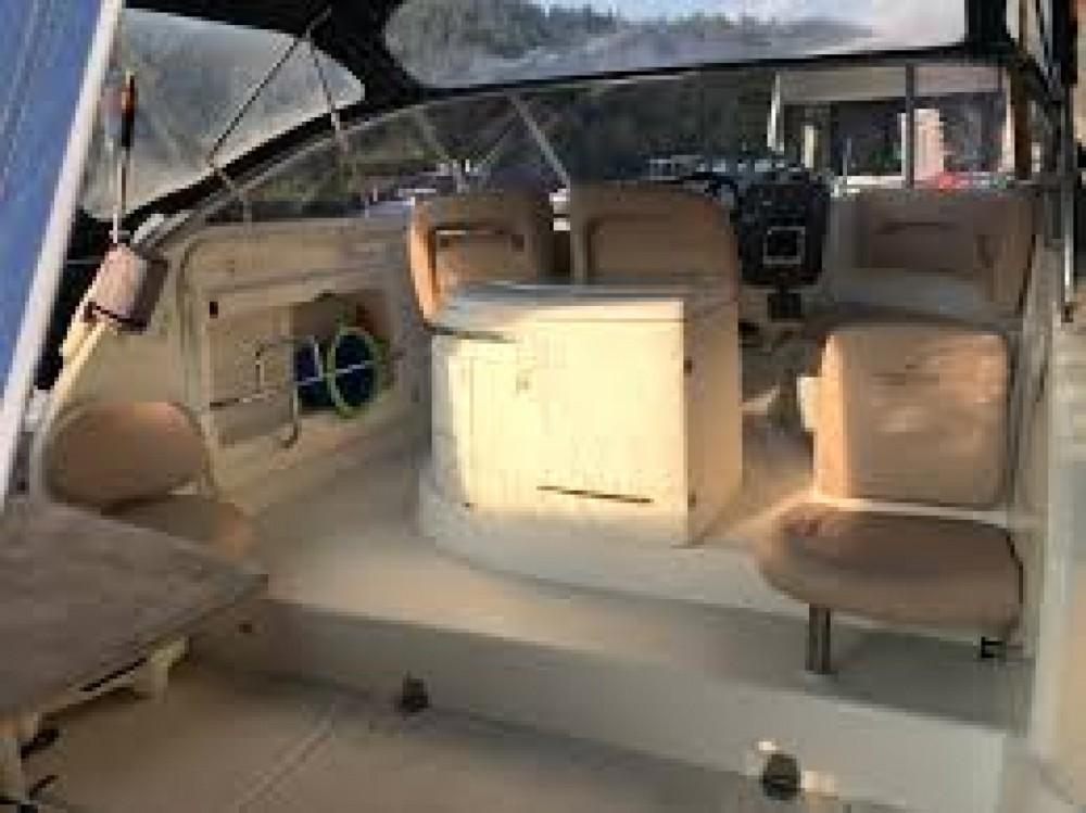 Rental Yacht in Rodi Garganico - Cranchi Zaffiro 32