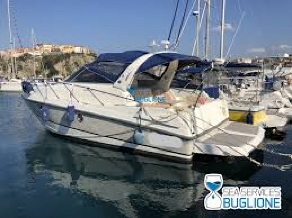 Hire Yacht with or without skipper Cranchi Rodi Garganico