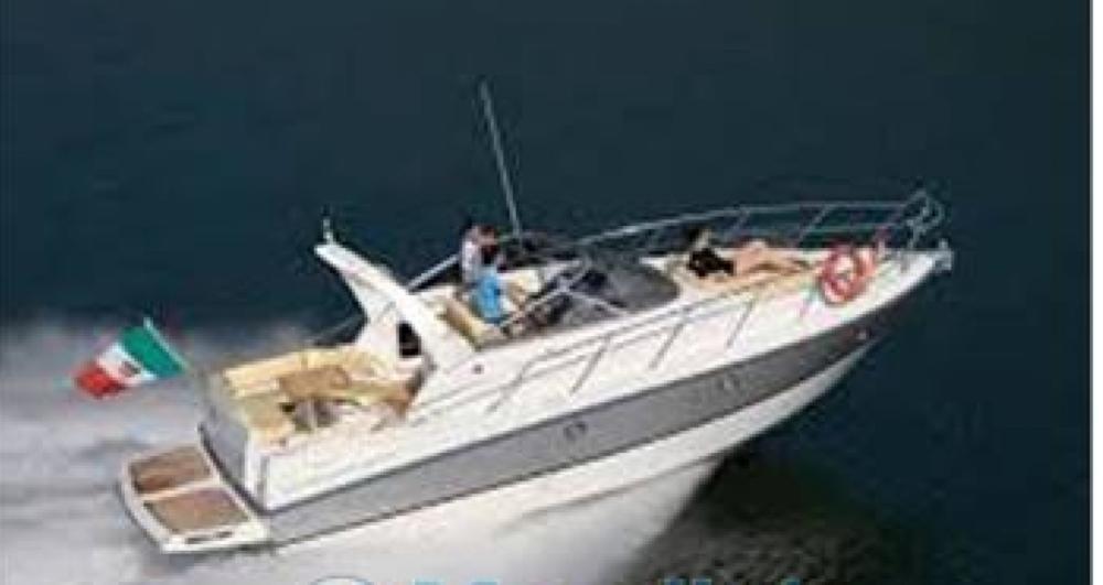 Yacht for rent Rodi Garganico at the best price