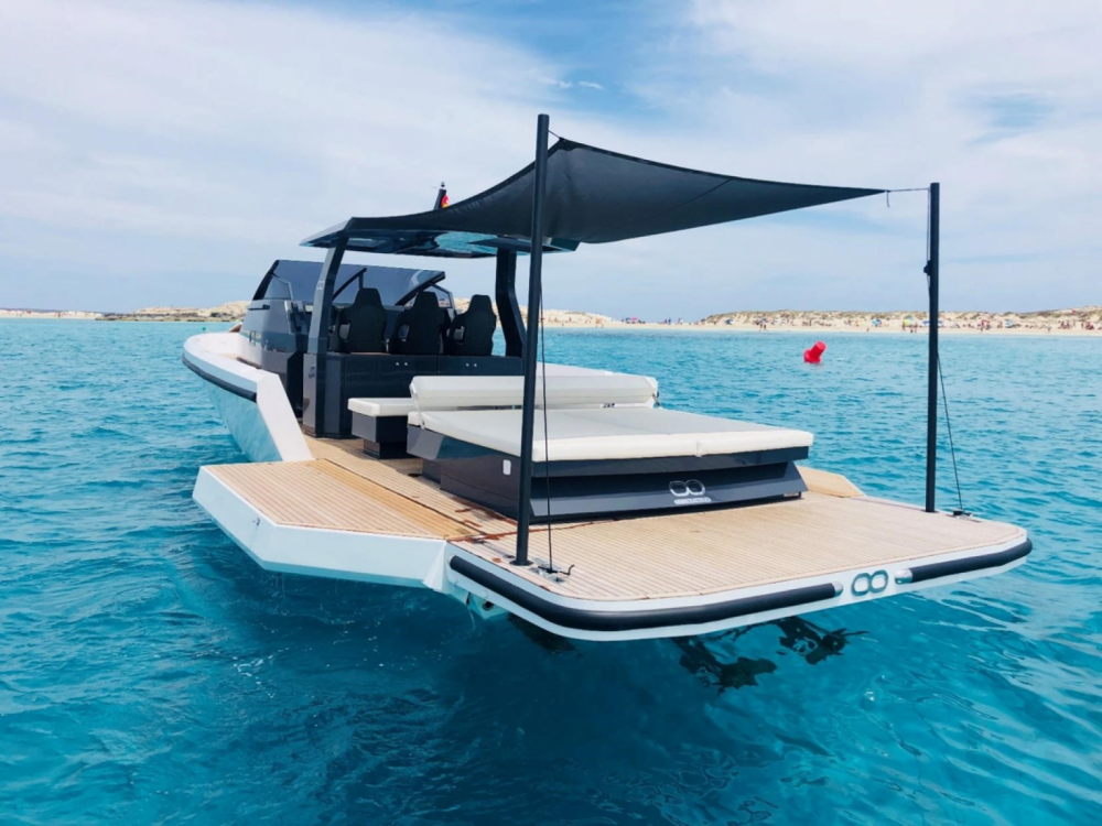 Hire Yacht with or without skipper seanfinity Ibiza