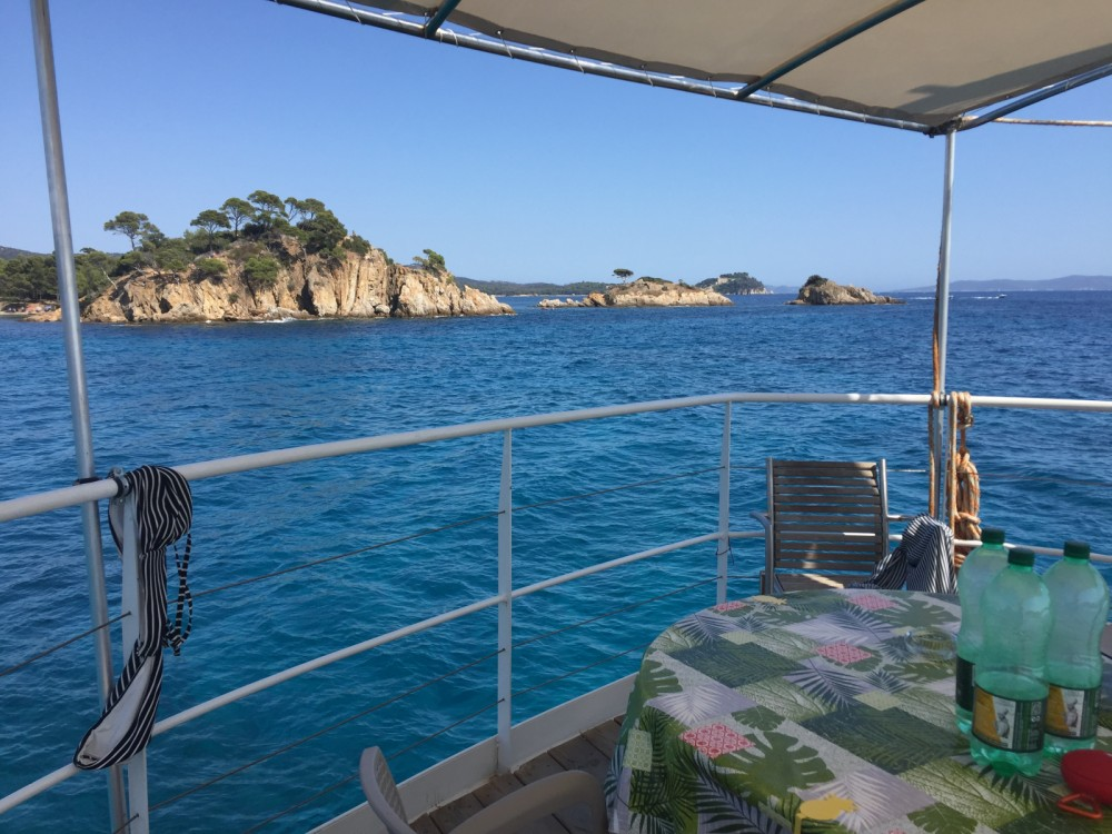 Boat rental Custom Made Classic Expedition Motor Sailor in Antibes on Samboat