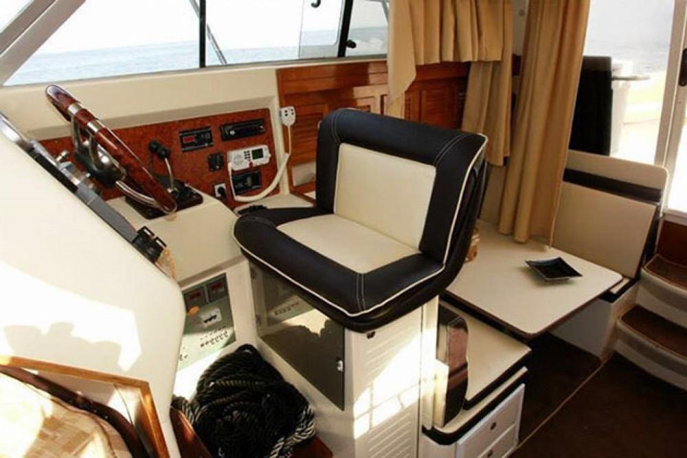 Boat rental Catania cheap 1000 Cabin Fish - Rio 35
