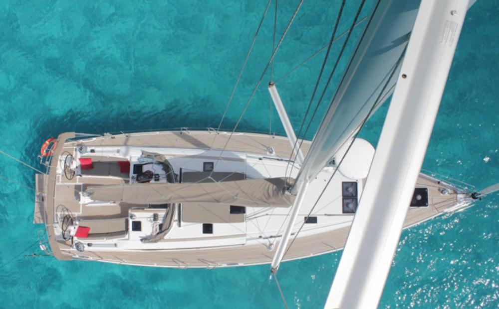 Boat rental Jeanneau Sun Odyssey 509 in Valencia on Samboat