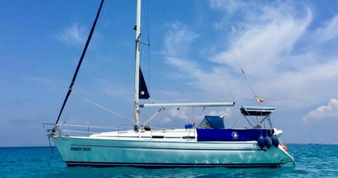 Boat rental Bavaria Bavaria 40 in Sant Antoni de Portmany on Samboat